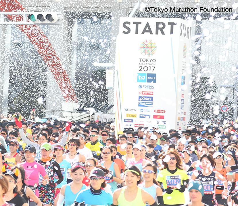 「東京マラソン2018」の見どころ