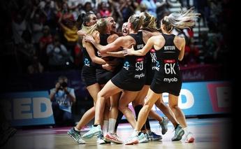 Netball NZ World Cup Winning Noeline Taurua