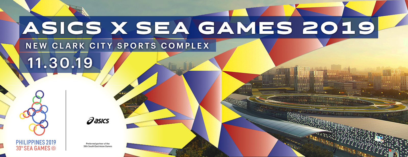 SEA Games Banner Desktop
