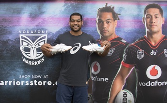Adam Blair Nz Warriors