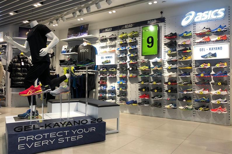 shop asics shoes
