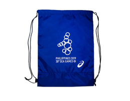 SEA Games Merch - Drawstring Bag (Blue)