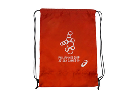 SEA Games Merch - Drawstring Bag (Red)
