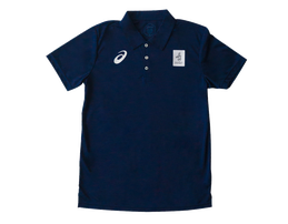 SEA Games Merch - Polo Navy (Black)