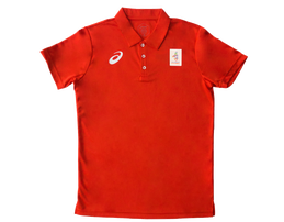 SEA Games Merch - Polo Red (Colored)