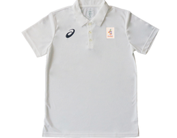 SEA Games Merch - Polo White (Colored)