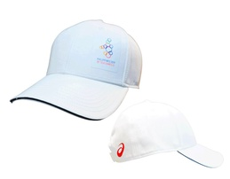 SEA Games Merch - Logo Cap (Red)