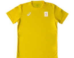 SEA Games Merch - Logo Tee Yellow (Colored)