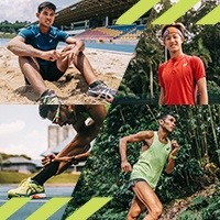 Inside ASICS Athletes