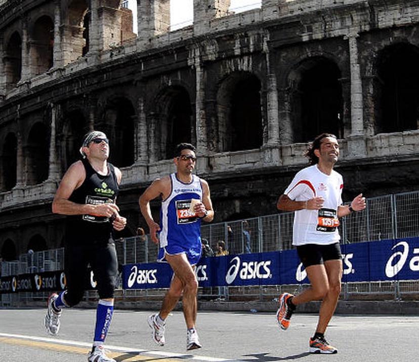 asic marathon