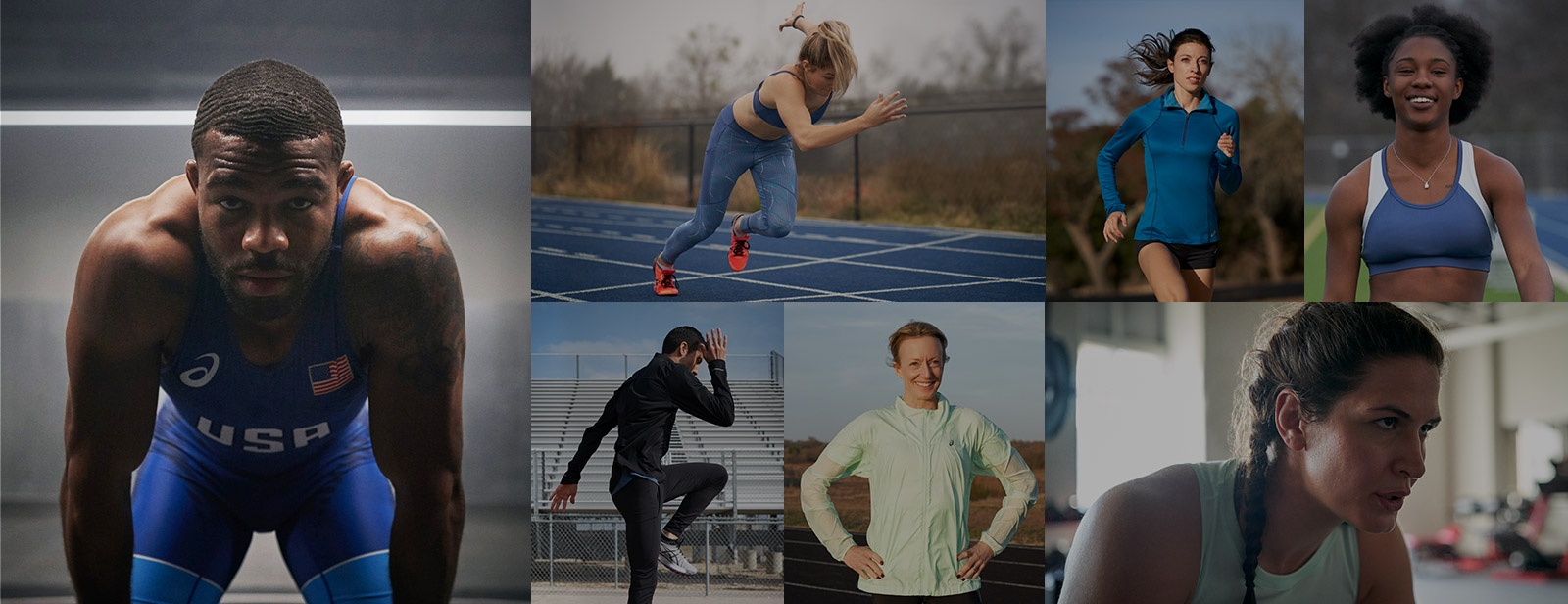 Athletes | ASICS US
