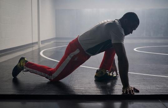Wrestling Athlete Jordan Burroughs