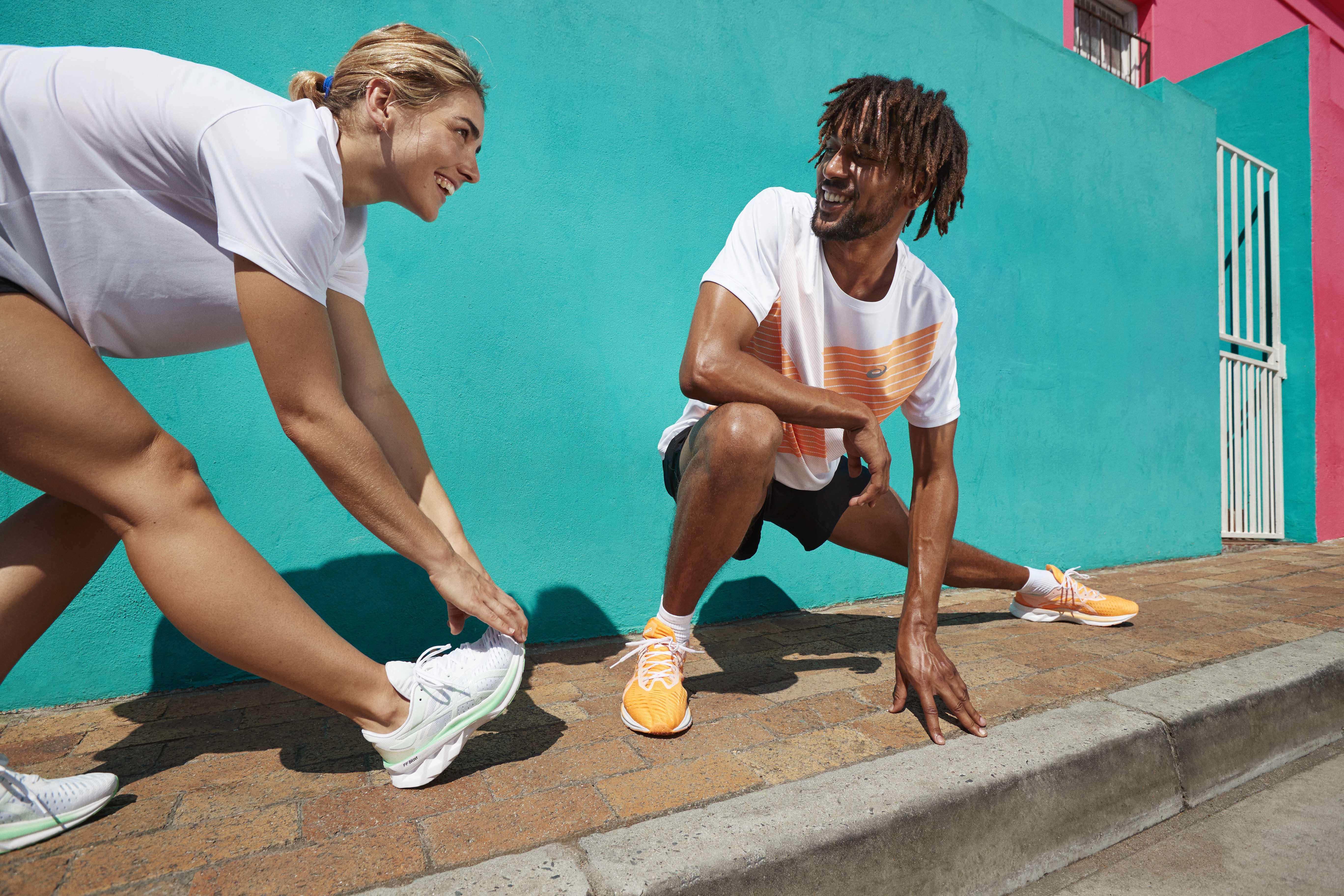 ASICS Frontrunner - La nouvelle chaussure ASICS NOVABLAST ™