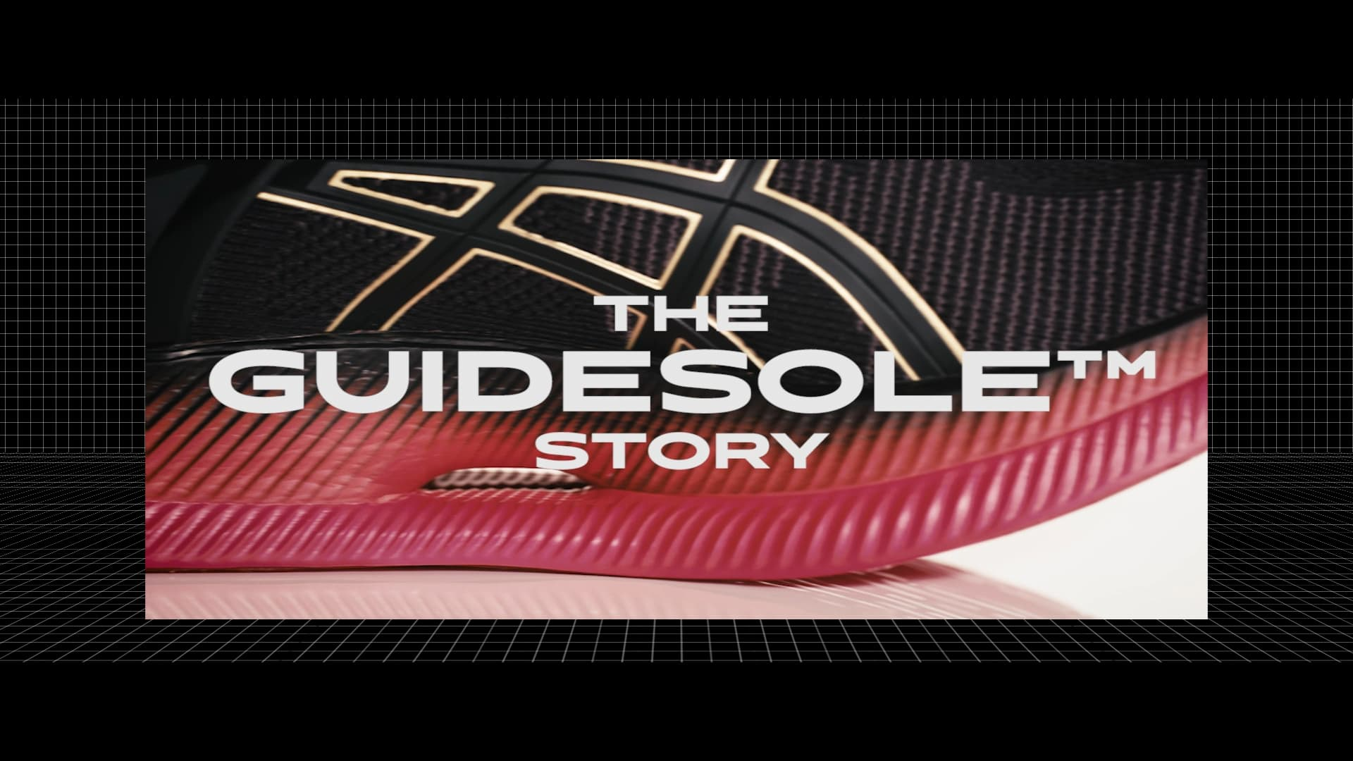 running 20SS guidesole video thumb