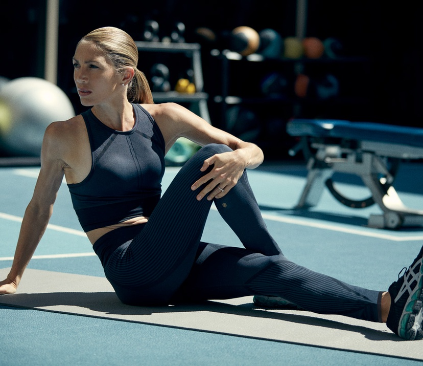 The Right Time to Stretch for Runners