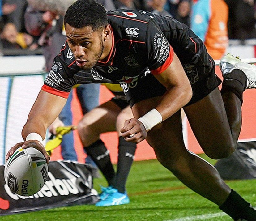 DAVID FUSITU'A 2018 NRL TOP TRY-SCORER