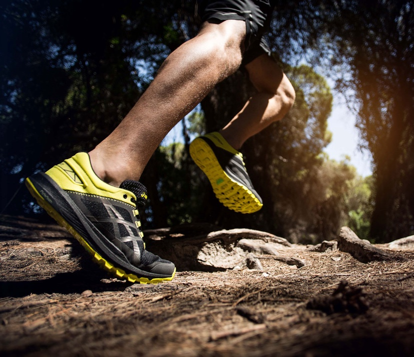 HAVE YOU TRIED TRAIL RUNNING YET?