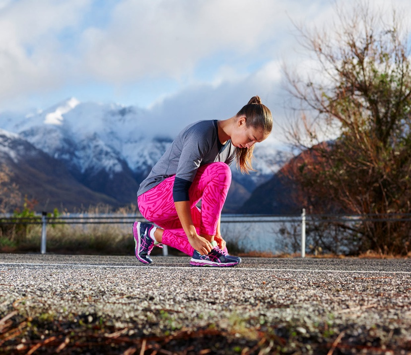 TIPS FOR GETTING BACK INTO RUNNING AFTER AN INJURY