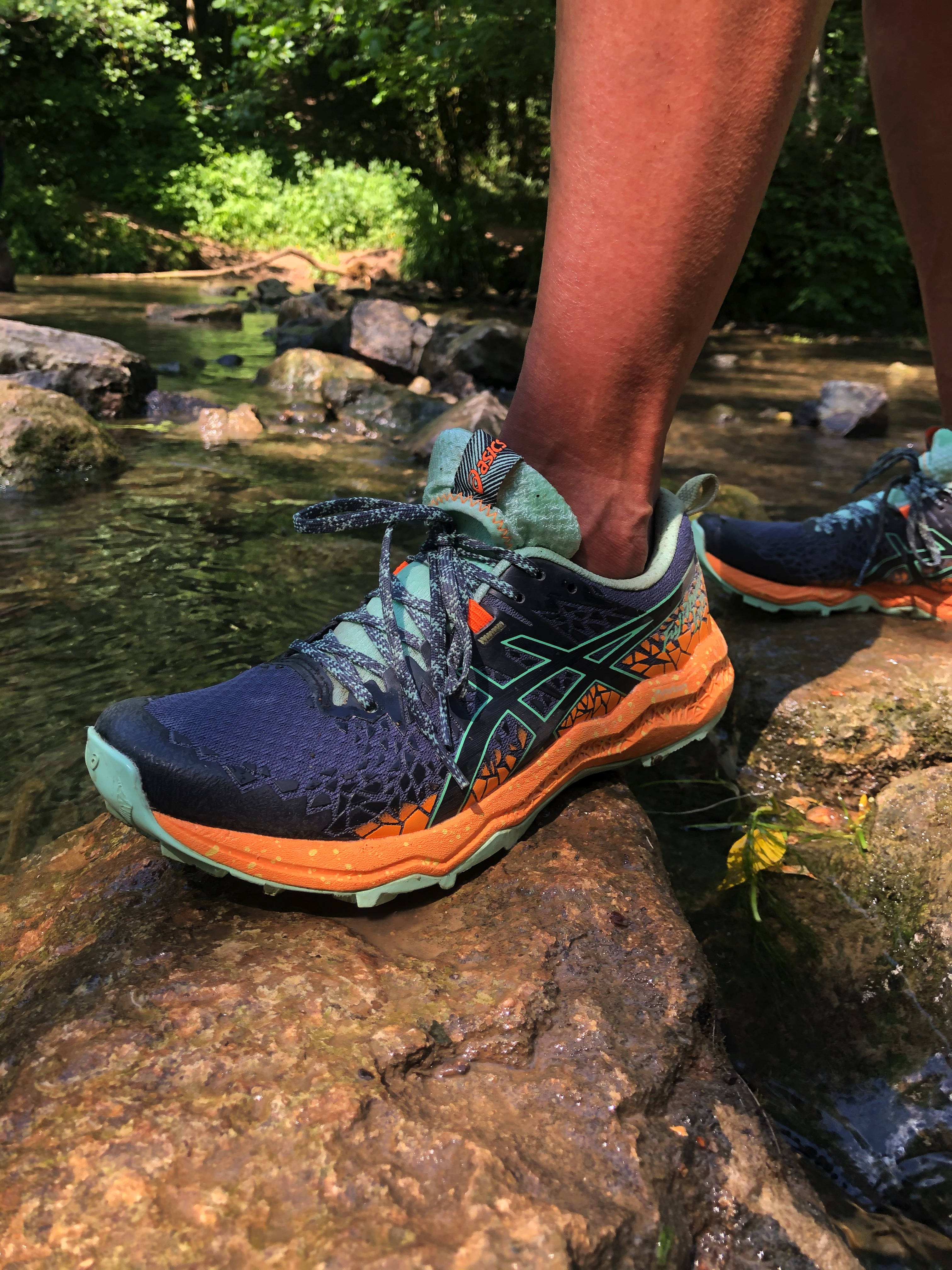 ASICS FrontRunner - Fuji Trabuco Lyte Shoe Review