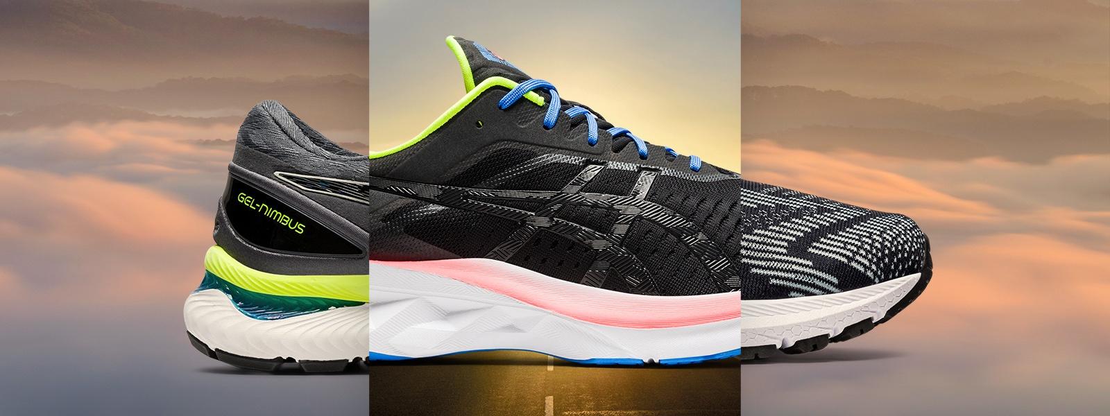 Trouvez la chaussure de running parfaite | ASICS