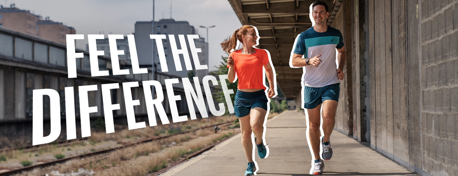 Running shoes for a comfortable and protected feel | ASICS