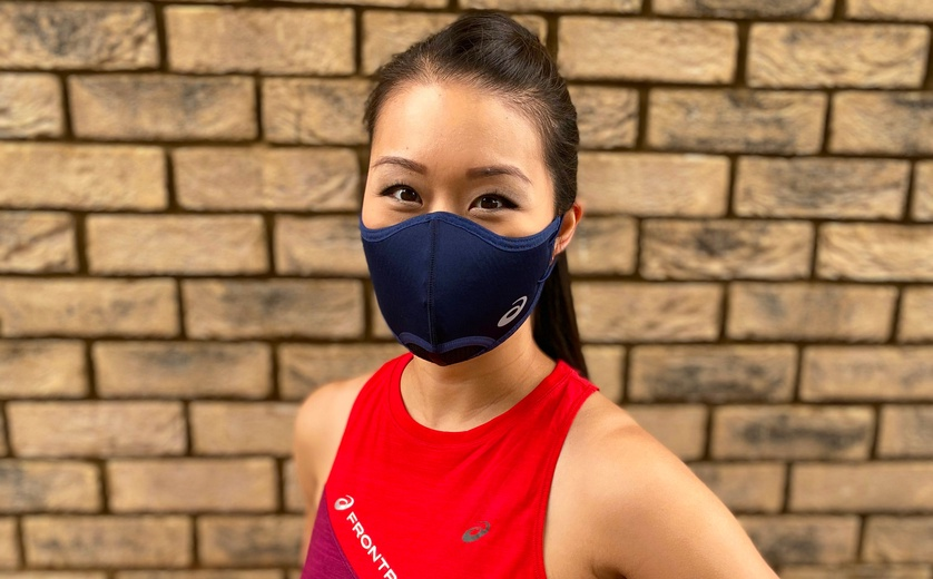Asics Frontrunner Introducing The Asics Runners Face Cover