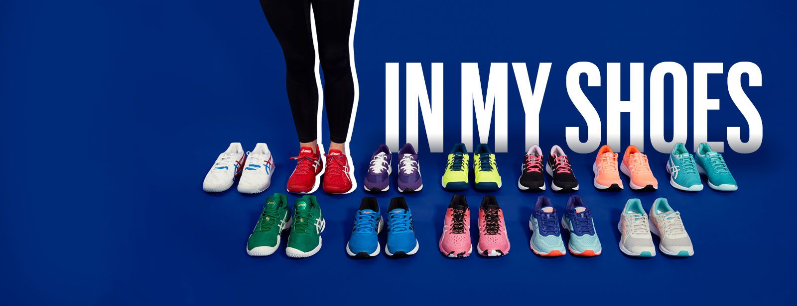 In My Shoes by ASICS