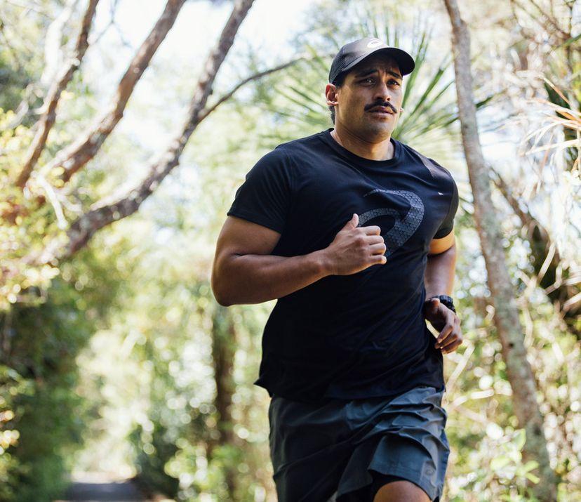 William Waiirua on his Daily Running Routine