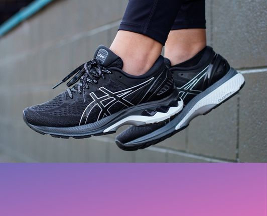 GEL-KAYANO 27 womens black
