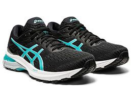 GT-2000 9 Womens black / techno cyan