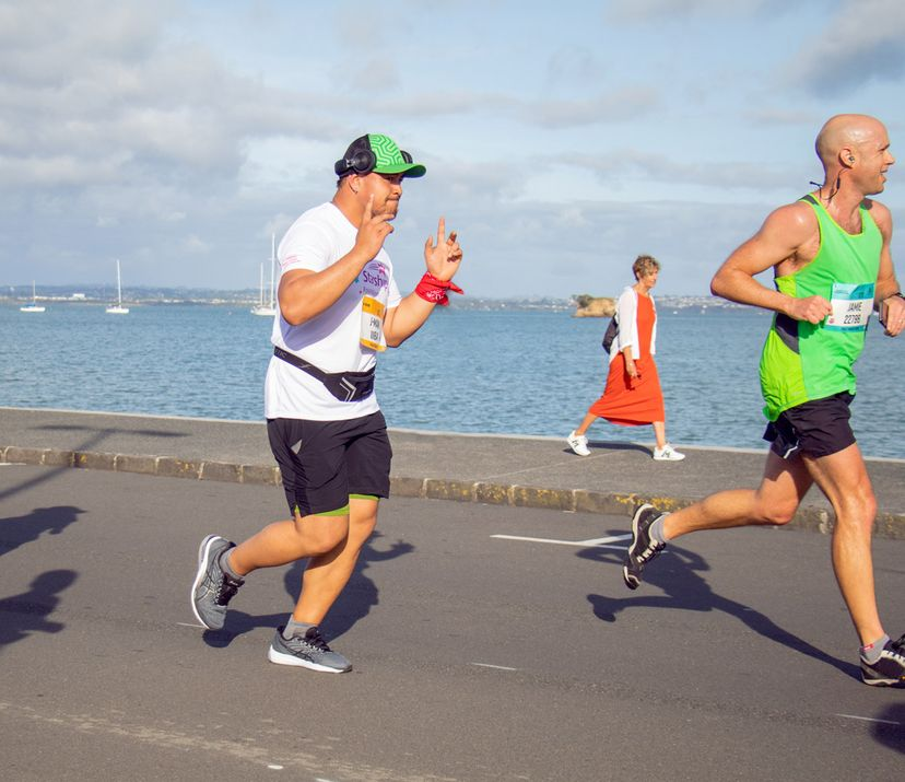 Tips from a First Time Marathon Runner