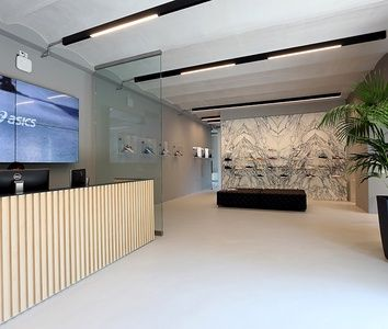 Desalentar Contaminar Irradiar  ASICS Frontrunner - IL MONDO ASICS NEL NUOVO BUILDING DI MILANO