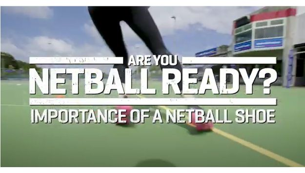 Are you netball ready? - Importance of a netball shoe