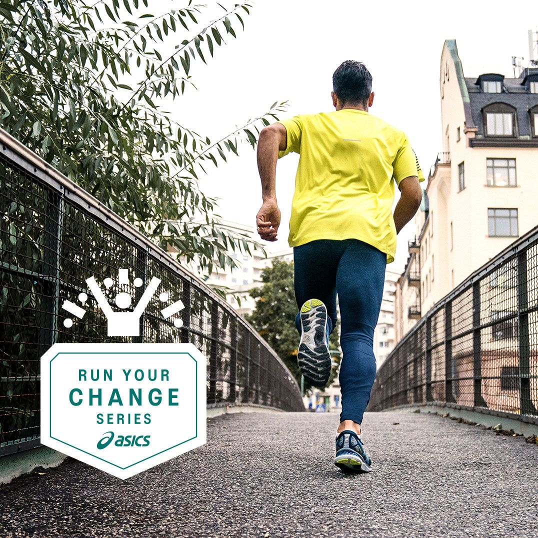 Run Your Change Series