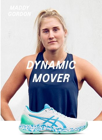 Dynamic Mover - Maddy Gordon
