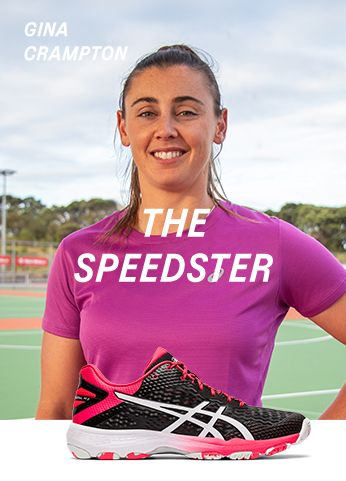 The Speedster - Gina Crampton