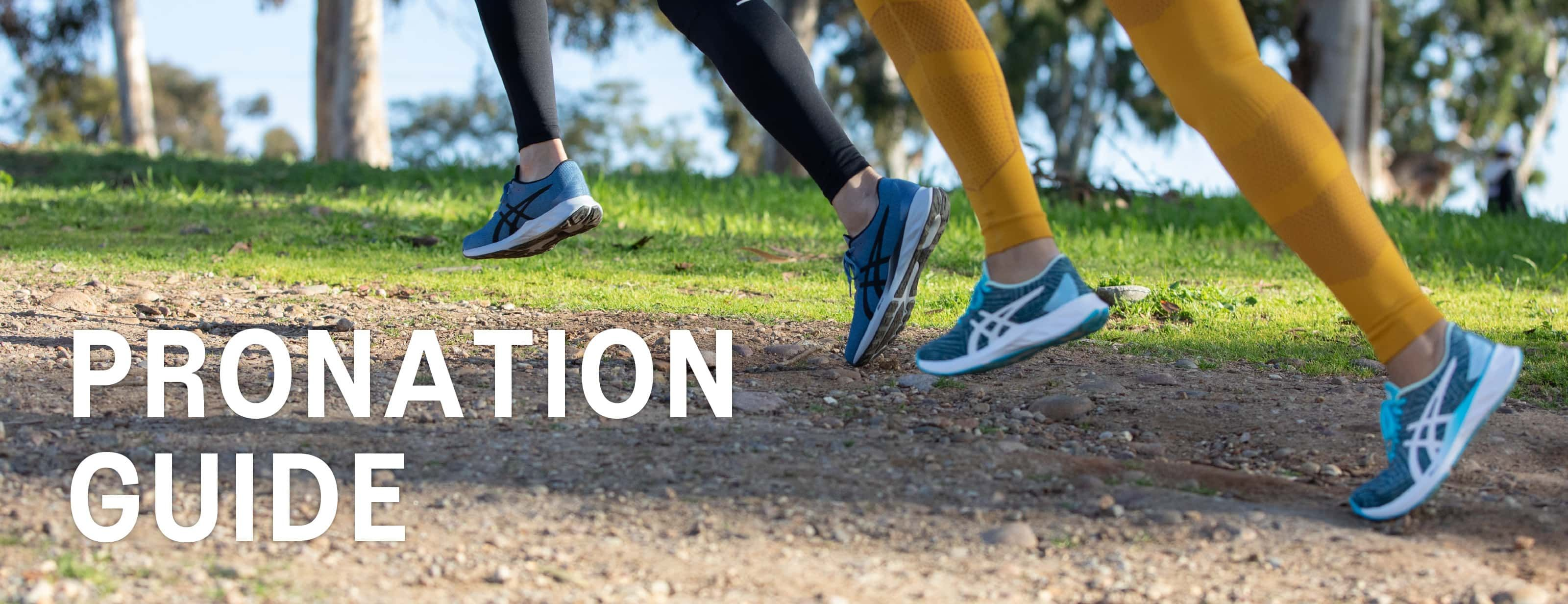 running pronation guide hero pc