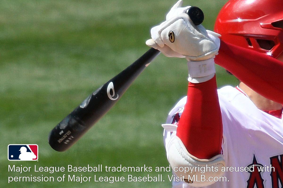 baseball advisory staff Otani bat