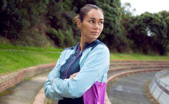 Silver Ferns Netball Player Ameliaranne Ekenasio