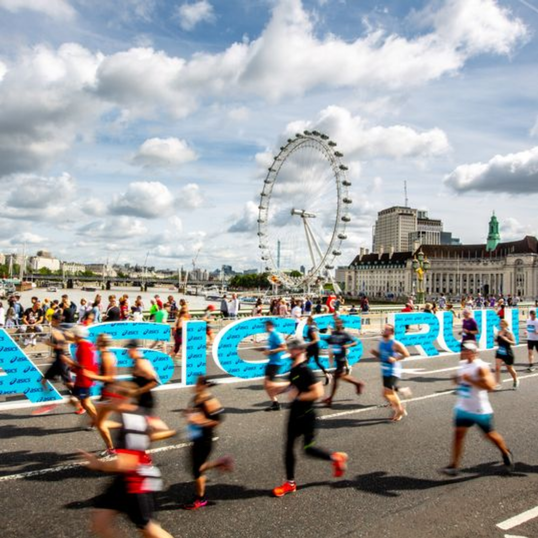 ASICS   Move your mind to uplift London