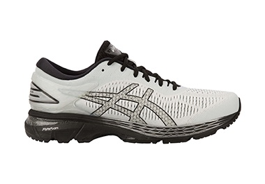 80a51f11e802a Men s white and black running shoe.