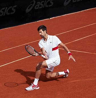 f65e083c8a6fa Novak Djokovic 14 time Tennis Grand Slam winner