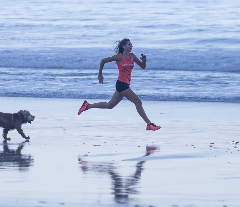 My Run - Carla West's tips for getting back into running after a