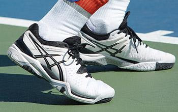 tennis shoes asics