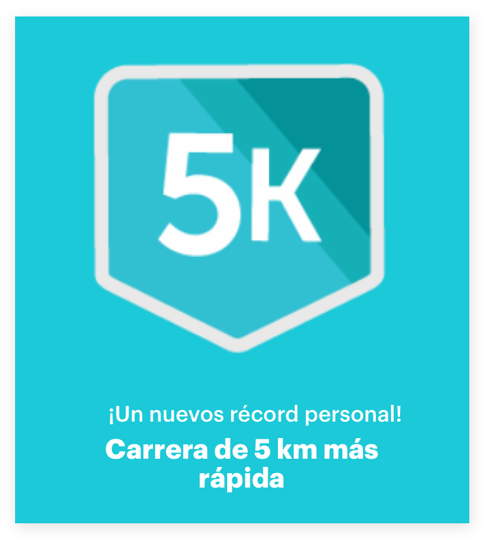 Mobile RK Personal record - Spanish