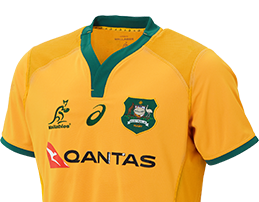 Mens Wallabies Replica Jersey