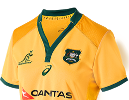Womens Wallabies Replica Jersey