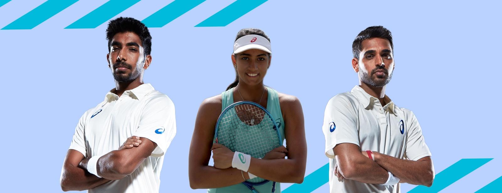 ASICS Athletes | ASICS India