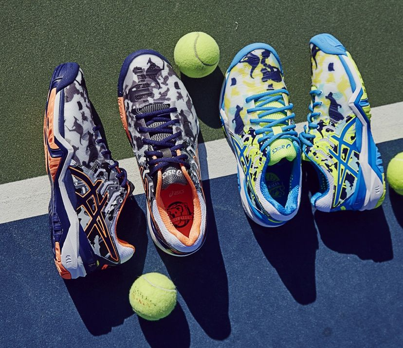 Tennis Shoes to Wear on Grass Clay Hard Courts