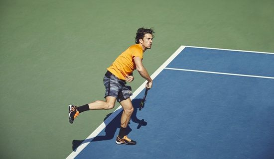 warm up for tennis players